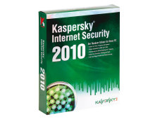 Packshot Internet Security Suite 2010 von Kaspersky©Kaspersky