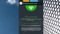 Avira Phantom VPN: Geschützter Datenkanal aus Deutschland©COMPUTER BILD