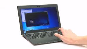 Video: Netbook Sony Vaio X mit HSUPA und 128 Gigabyte SSD