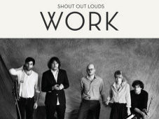 """Album-Cover: Shout Out Louds – """"Work"""""""