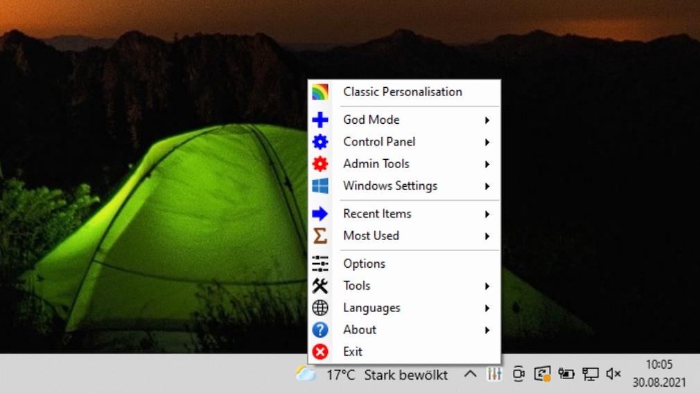 GodMode für Windows: So konfigurieren Sie das Betriebssystem optimal Mit Win 10 All Settings erhalten Sie den GodMode und noch einiges mehr.