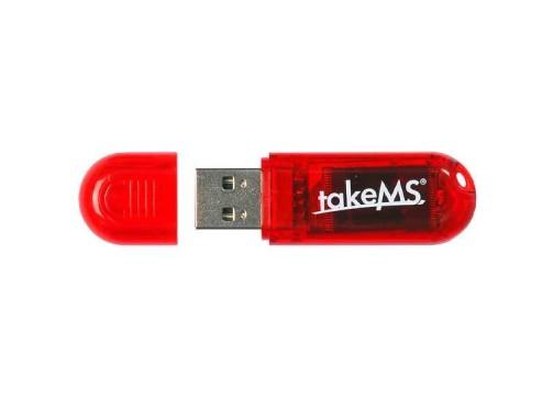 TakeMS MEM-Drive Colorline Red 32GB