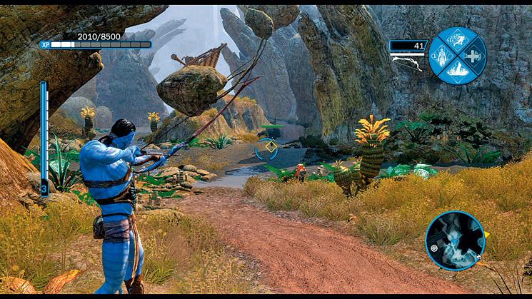 Avatar Spiele