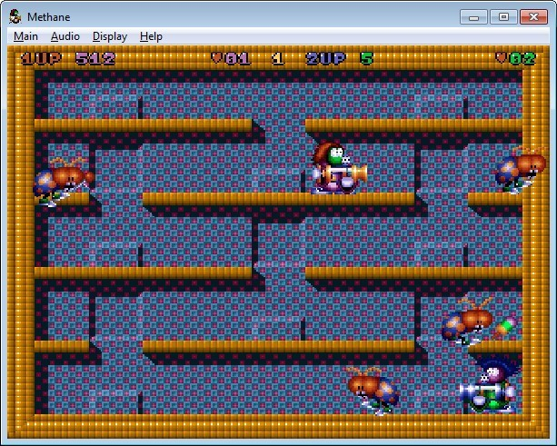 Screenshot 1 - Super Methane Brothers