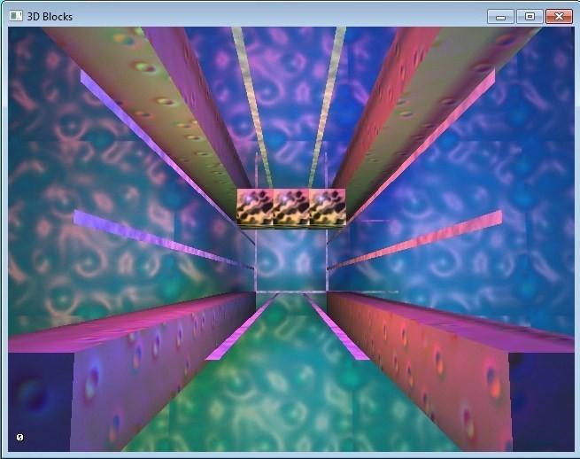 Screenshot 1 - Blocks 3D