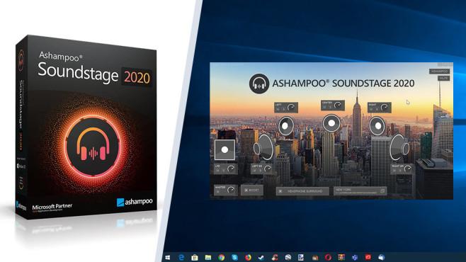 Ashampoo Soundstage 2020 – Kostenlose Vollversion ©COMPUTER BILD