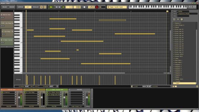 MuLab: Eigene Soundtracks produzieren ©COMPUTER BILD