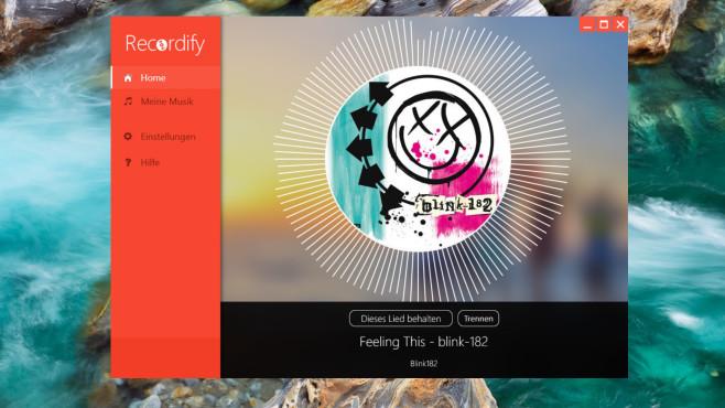 Recordify: Spotify aufzeichnen ©COMPUTER BILD
