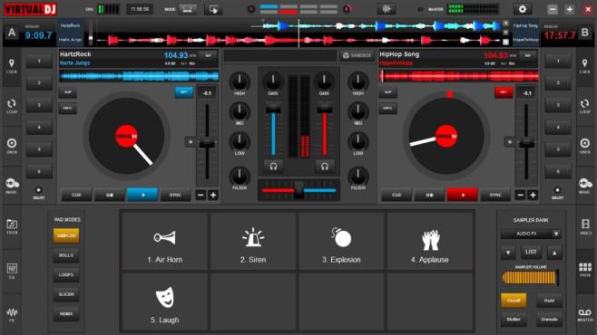 VirtualDJ, Mixxx, DigiJay: Musik auflegen ©COMPUTER BILD