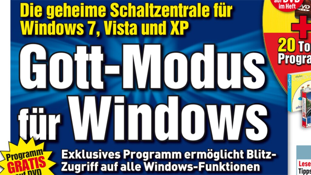 Video: Heftvorschau: COMPUTER BILD 07/10