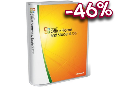 MS Office 2007 Home & Student
