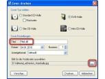 CDBurnerXP: CD benennen und dem Cover ein Bild hinzufügen