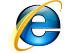 Logo des Browsers Internet Explorer