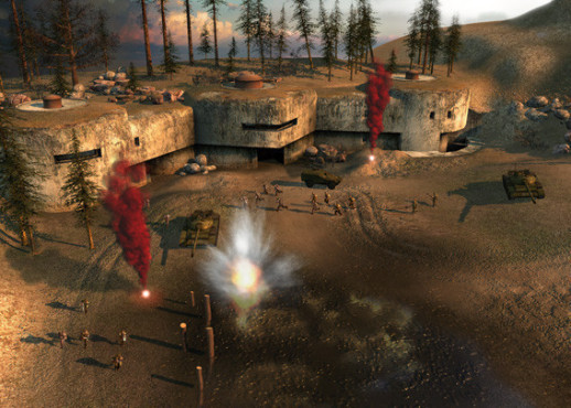 Codename Panzers – Cold War