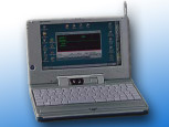 Sharp PC Pro HC-VJ1: Netbook-Urahn aus 2000