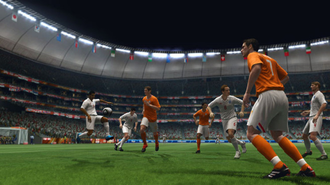 Fifa WM 2010: Volley © Electronic Arts