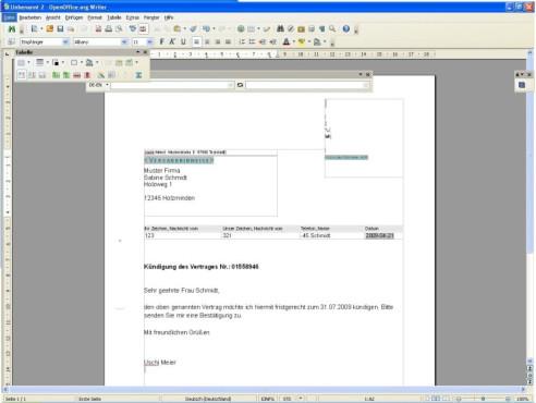 OpenOffice.org – COMPUTER BILD-Edition ©COMPUTER BILD