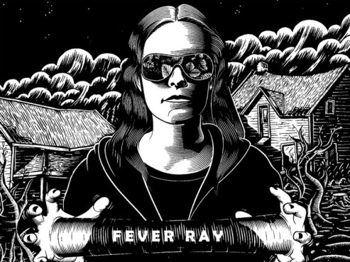 """Album-Cover: Fever Ray – """"Fever Ray"""""""