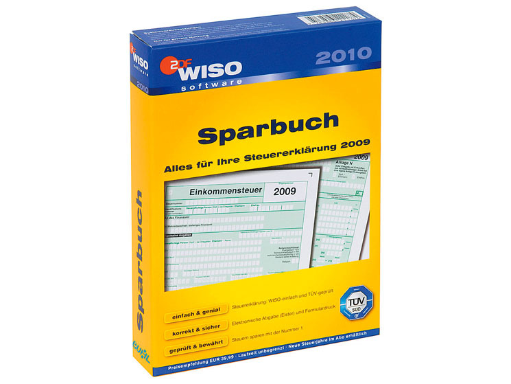 wiso sparbuch 2010