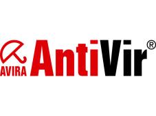 Logo der Firma Avira