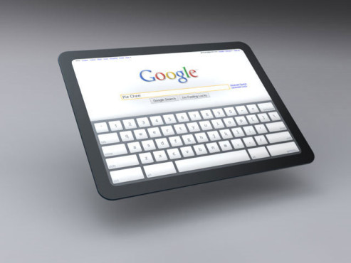 Google Tablet-PC