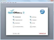 Screenshot OpenOffice.org©OpenOffice.org