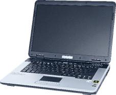 Medion MD 98000: Das Medion ist ein gutes Allround-Notebook, das leider nur 2,5 Stunden ohne Strom aus der Steckdose durchhält.