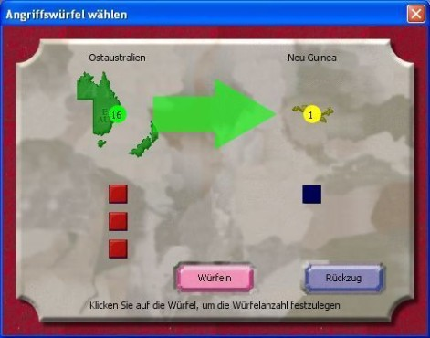Domination: Screenshots zum Game