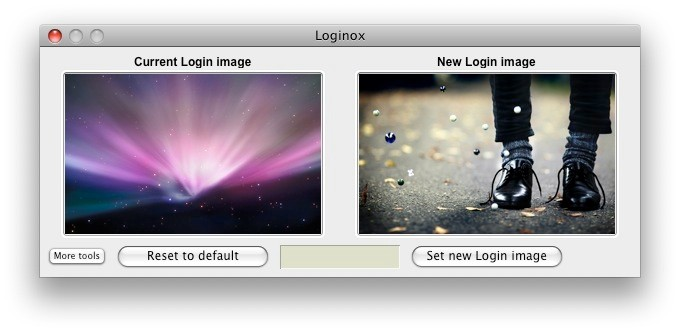 Screenshot 1 - Loginox (Mac)