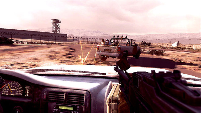 Actionspiel Medal of Honor: Beifahrer ©Electronic Arts
