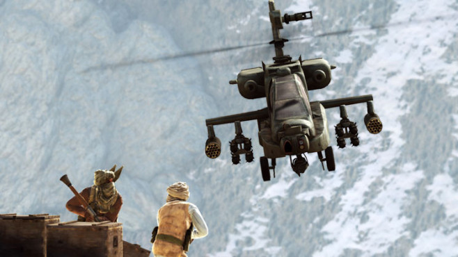 Actionspiel Medal of Honor: Helikopter ©Electronic Arts