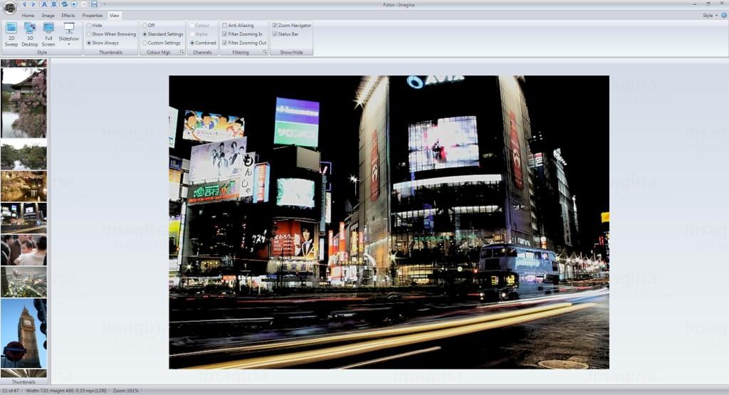 Screenshot 1 - Imagina