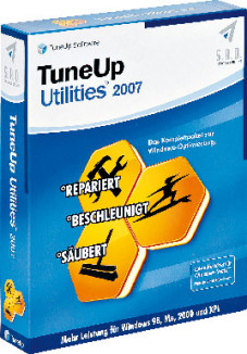 S.A.D. Tune Up Utilities 2007 6.0.2200 Optimiert Windows: Tune Up Utilities 2007