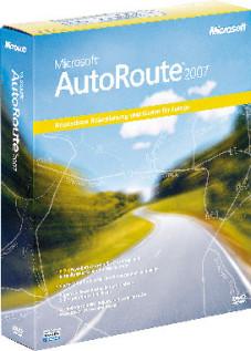 Microsoft Auto Route 2007