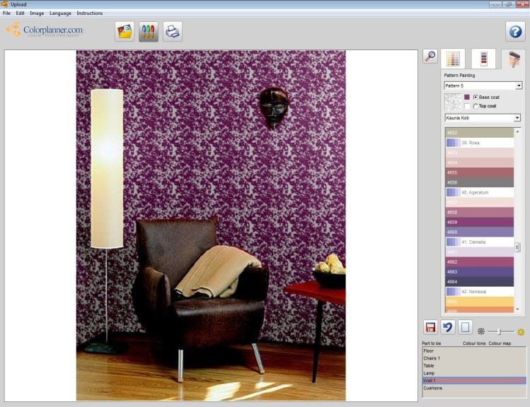 colorplanner 2.5 - download - computer bild, Innenarchitektur ideen