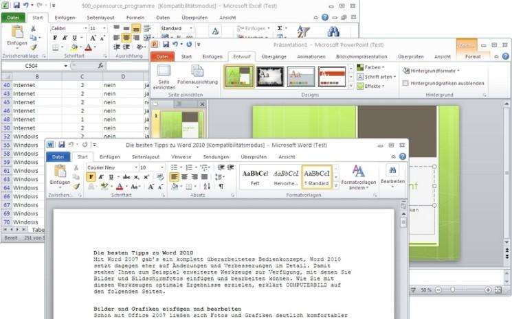 Office 2010 Anleitung Und Tipps Computer Bild