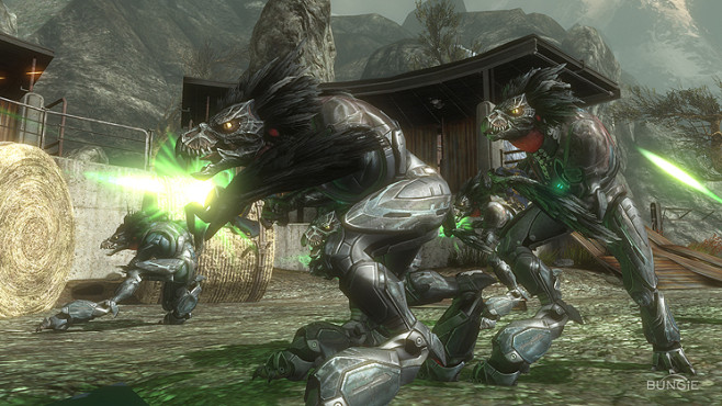 Actionspiel Halo – Reach: Jackals
