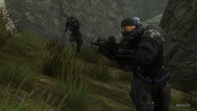 Actionspiel Halo – Reach: Team