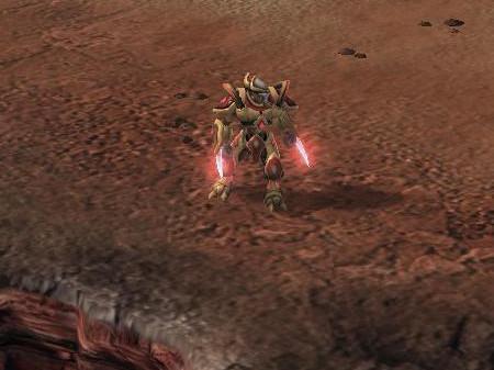 Strategiespiel StarCraft 2: Berserker