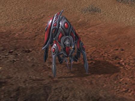 Strategiespiel StarCraft 2: Hetzer