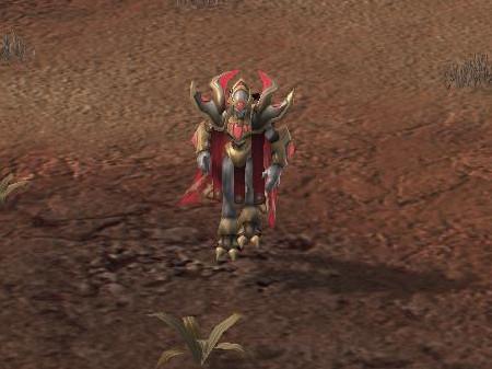 Strategiespiel StarCraft 2: Hoher Templer