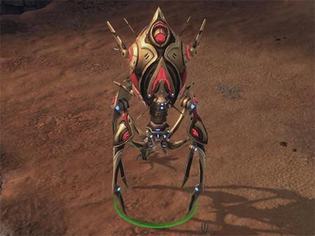 Strategiespiel StarCraft 2: Koloss