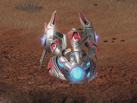 Strategiespiel StarCraft 2: Phasengleiter