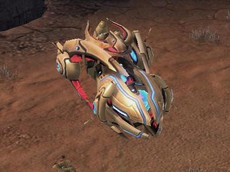 Strategiespiel StarCraft 2: Träger