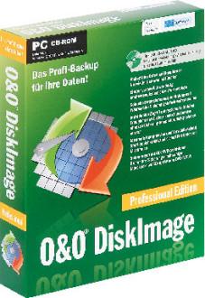 O&O Disk Image Professional Edition