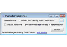 Duplicate Images Finder