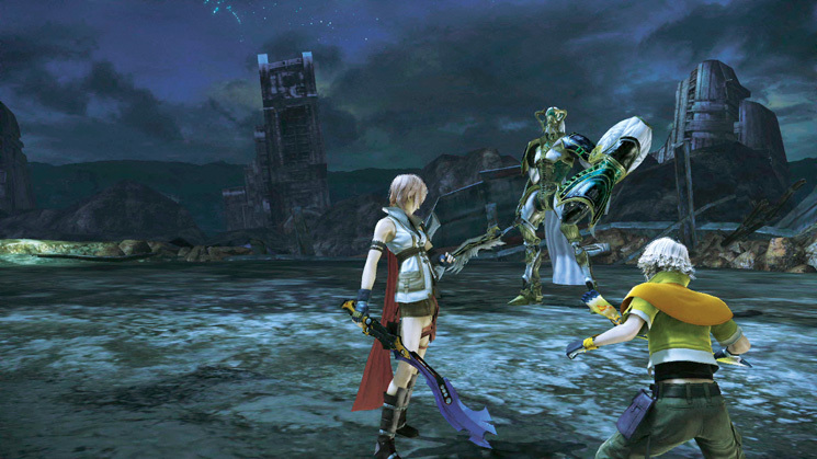 Final Fantasy 13 Waffen Guide