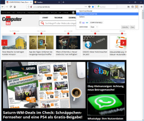 Feedbro Reader für Firefox
