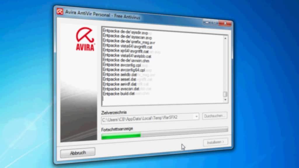 Video: Avira AntiVir 10 Personal – so installieren Sie die Software