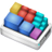 Icon - Disk Inventory X (Mac)